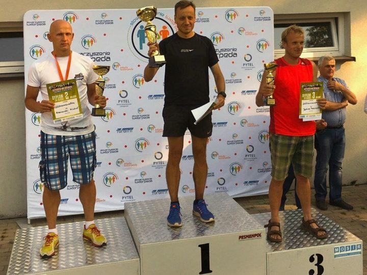 Andrzej Wereszczak wygrywa w Atenach i bije rekord Polski