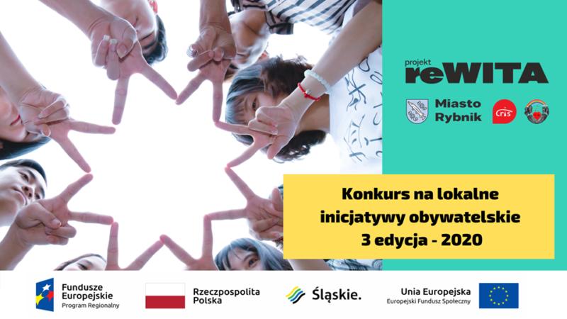 Inicjatywy obywatelskie w Rybniku