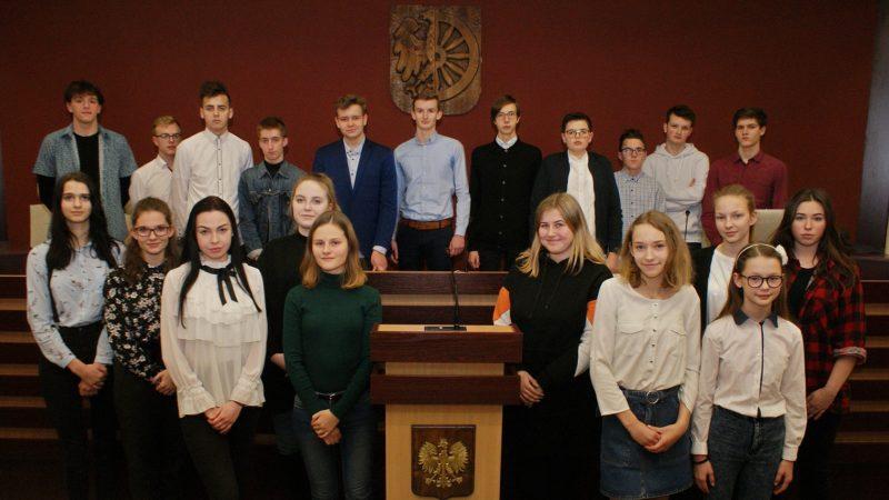 Nowa kadencja Młodzieżowej Rady Miasta w Raciborzu