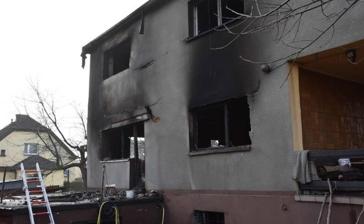 Potrzebna pomoc po wybuchu gazu w Radlinie