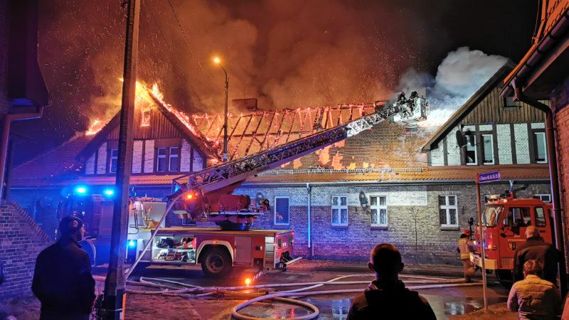 Fundacja JSW dla poszkodowanych w pożarach familoków przekazała 198 000 zł