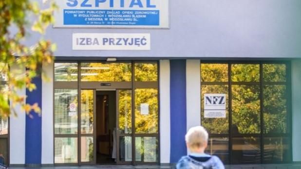 Szpital w Wodzisławiu wstrzymuje odwiedziny na oddziałach!