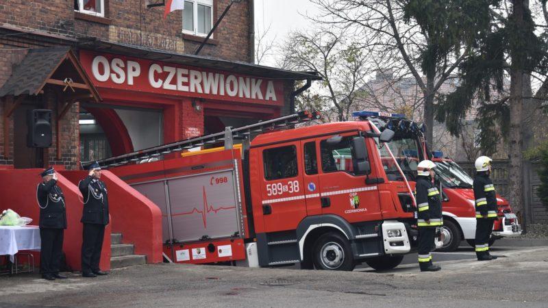 Podczas akcji jeden ze strażaków OSP Czerwionka miał ponad 2 promile!