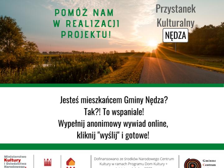 Gmina Nędza potrzebuje pomocy.