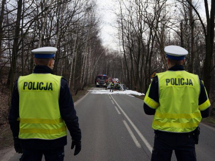 Tragiczny wypadek w Rybniku. Zginął mężczyzna