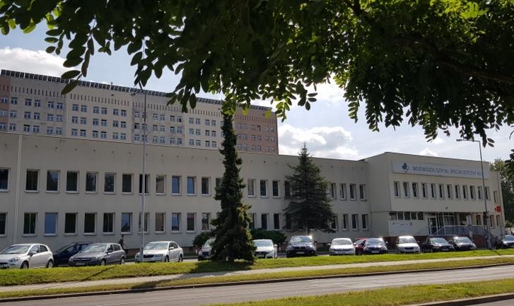 22 przypadki koronaworusa w szpitalu w Jastrzębiu!