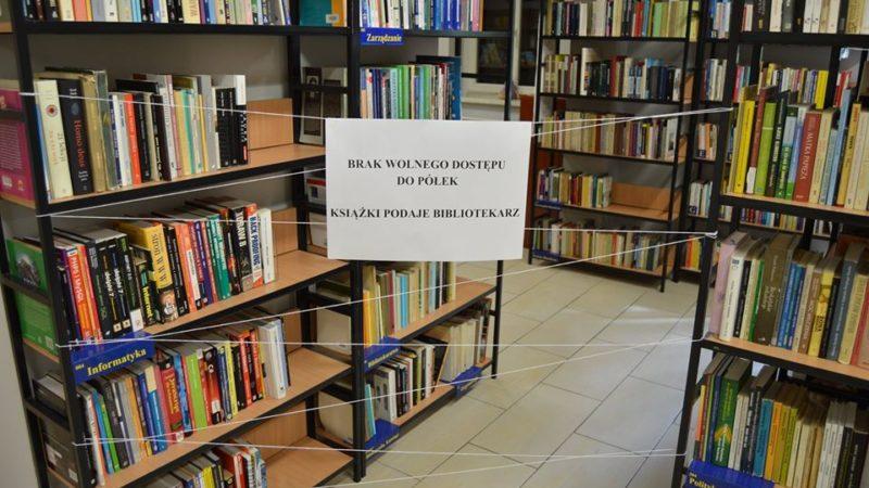 Biblioteki w Czerwionce-Leszczynach ponownie otwarte!