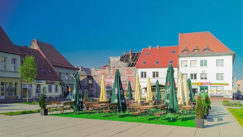 Wodzisław: Niższe stawki dla ogródków