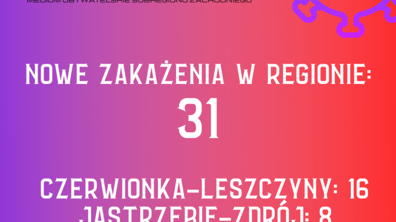 Koronawirus w Subregionie Zachodnim [stan na 18.05]