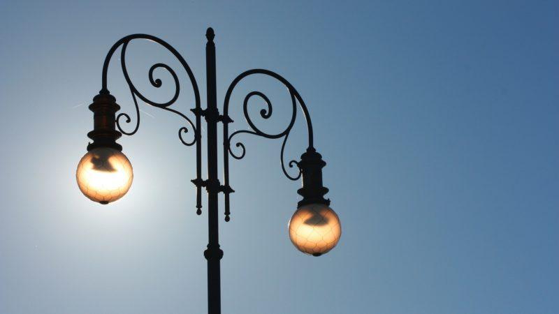 Żory wymieniają latarnie uliczne dzięki wsparciu NFOŚiGW