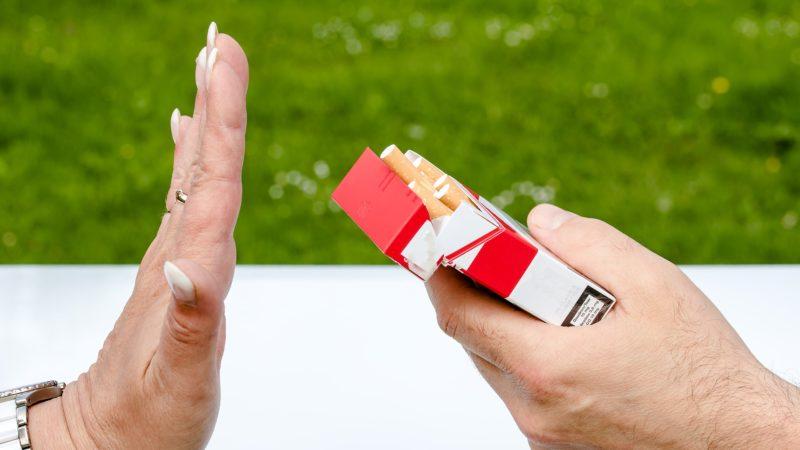Nie można już kupić papierosów mentolowych