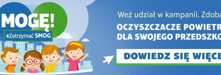 Oczyszczacze powietrza dla przedszkoli na Śląsku