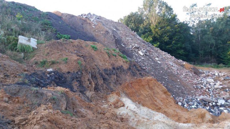 Wydobyli nielegalnie prawie 20 tysięcy ton kopalin!