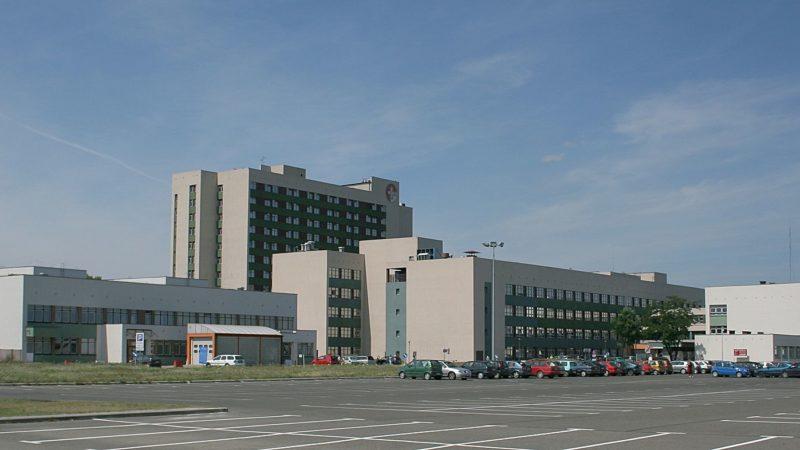 Szpital w Rybniku dostał prawie 100 tys. złotych