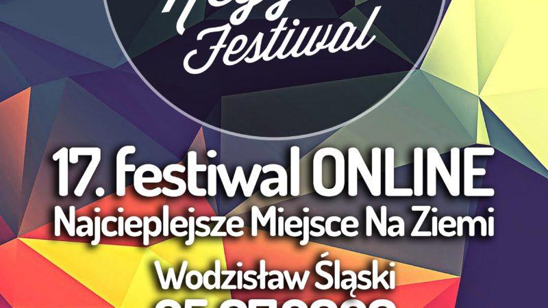 """17 edycja """"Najcieplejszego Miejsca Na Ziemi – Reggae Festiwalu"""" online"""