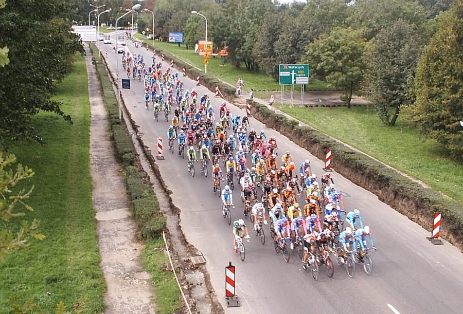 Tour the Pologne. Rocznica śmierci znanego kolarza