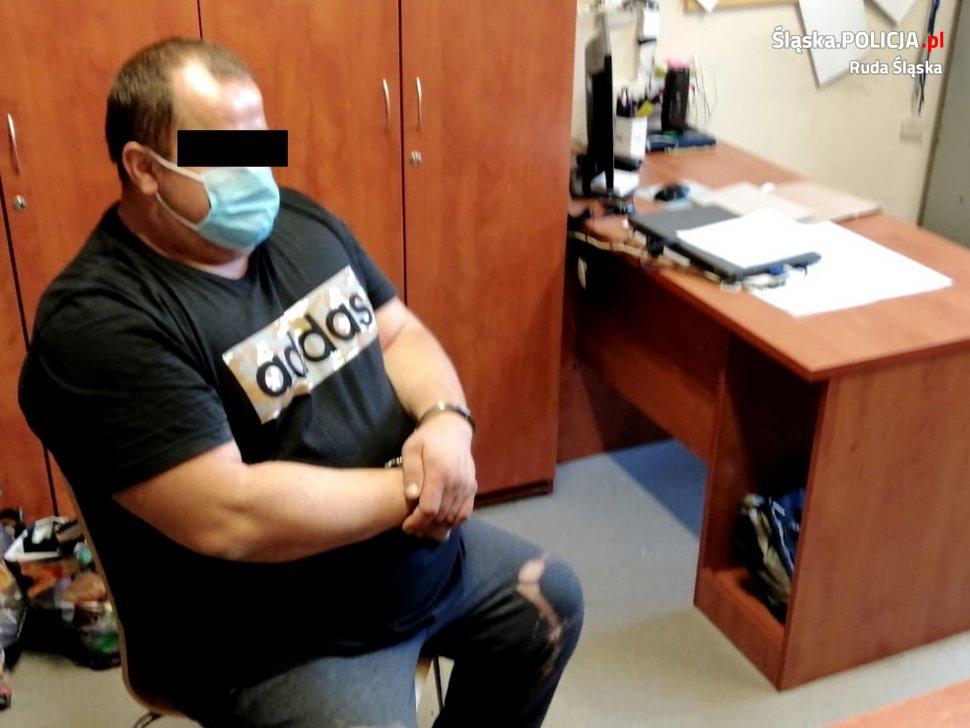Aresztowany za zabójstwo