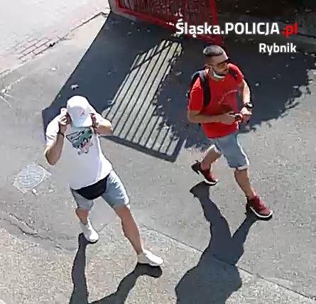 Ukradli rowery. Szuka ich policja