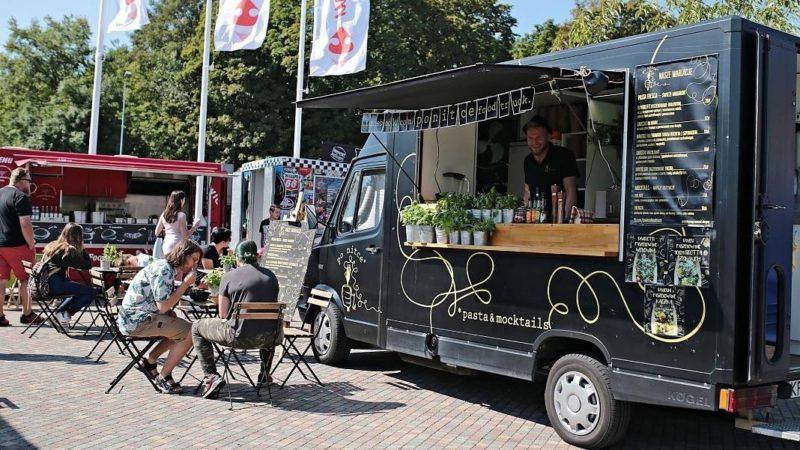 Food Truck Vibes w Orzeszu