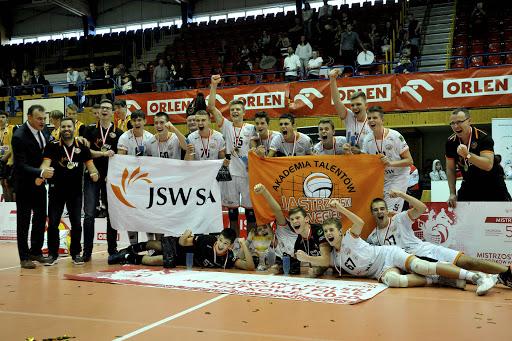Młody zespół Jastrzębskiego Węgla sięgnął po mistrzostwo