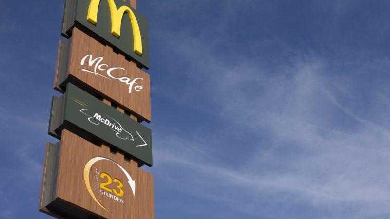 Powstaje nowy McDonald's