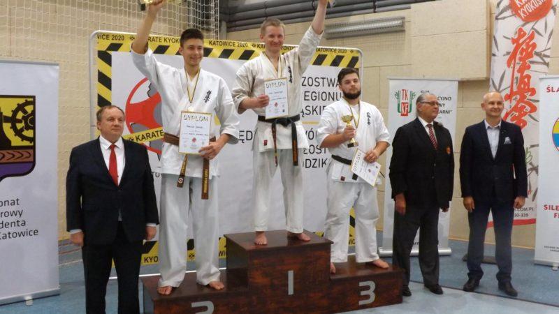 40 Jubileuszowe Mistrzostwa Makr. Śląskiego Karate Kyokushin