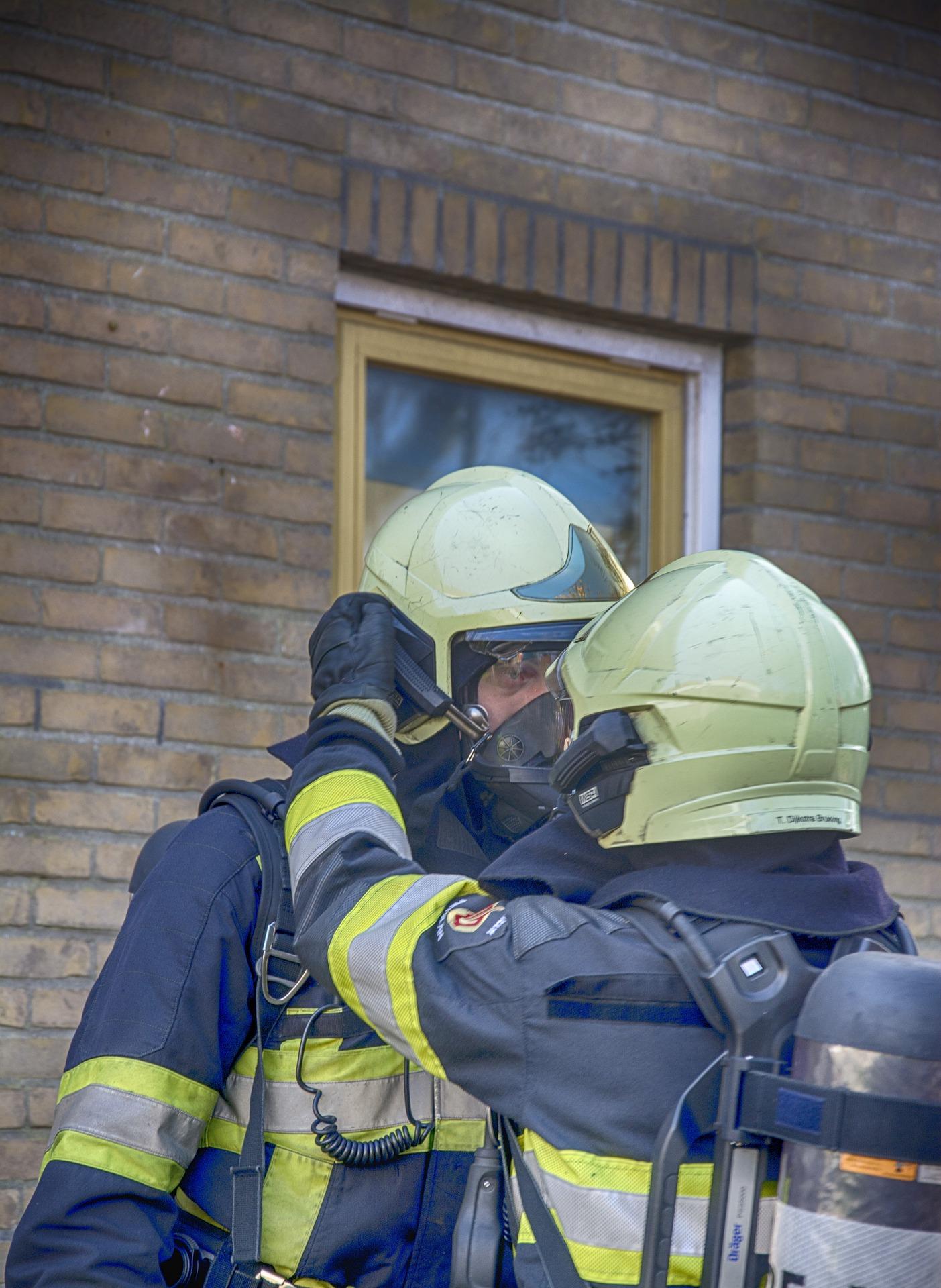 Pożar w Jankowicach. Nie żyje mężczyzna