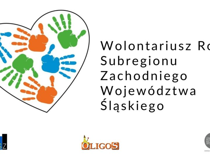 Konkurs na Wolontariusza Roku 2020 Subregionu Zachodniego
