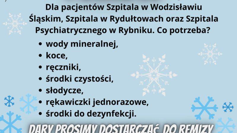 Świąteczna akcja OSP Jankowice