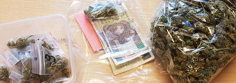 Policja przejęła narkotyki w Rudzie Śląskiej