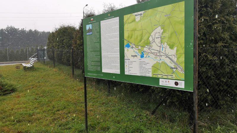 Nowe tablice z historią sołectw Górki Śląskie i Szymocice