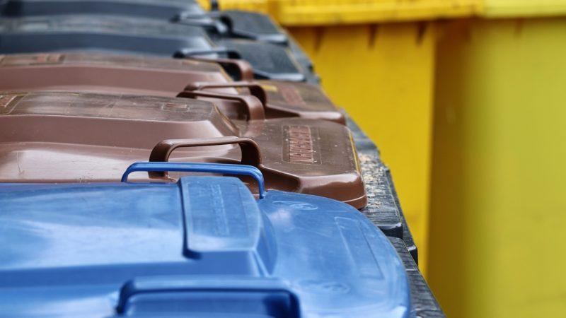 Harmonogram odbioru odpadów z terenu Gminy Jejkowice