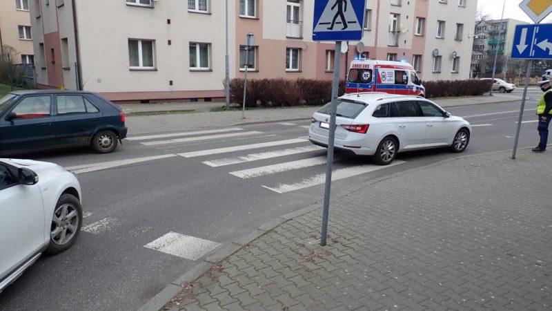 85-latek potrącony przy ulicy Raciborskiej