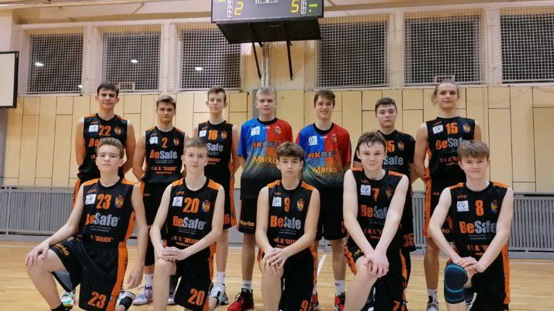 Wodzisławscy koszykarze wygrywają w Bytomiu