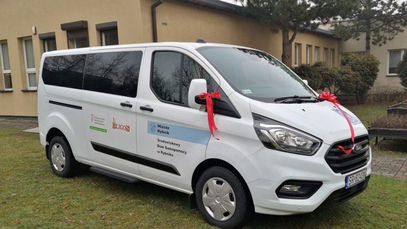 Stowarzyszenie Oligos ma swojego busa! Nie udałoby się bez wsparcia darczyńców!