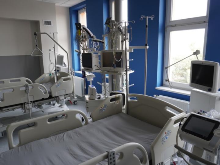 Oddział Anestezjologii i Intensywnej Terapii w żorskim szpitalu już otwarty!