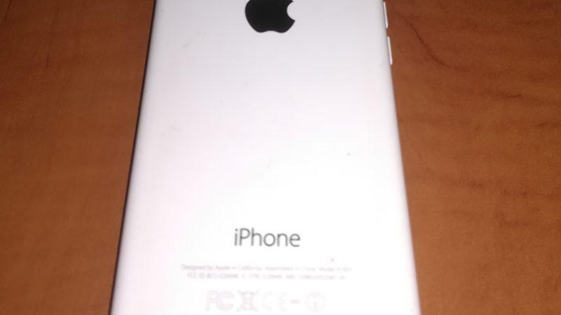 Znaleziony iPhone