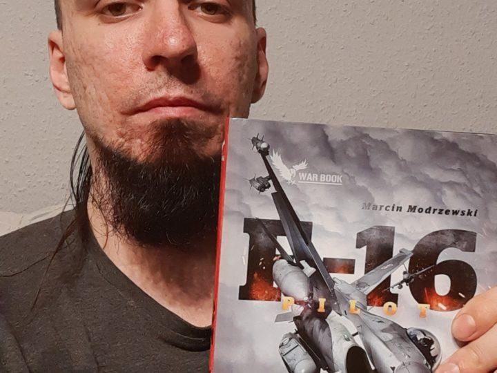 "Marcin Modrzewski – ""Pilot F-16"" – RECENZJA"