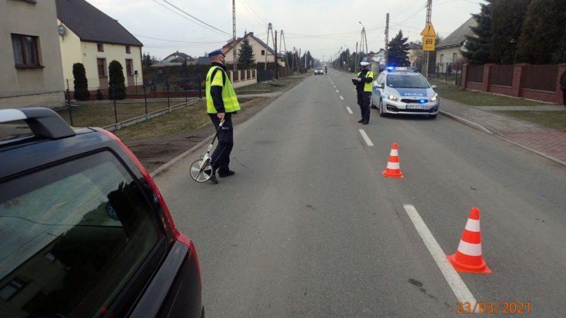 W Gaszowicach 9-latek wpadł pod samochód