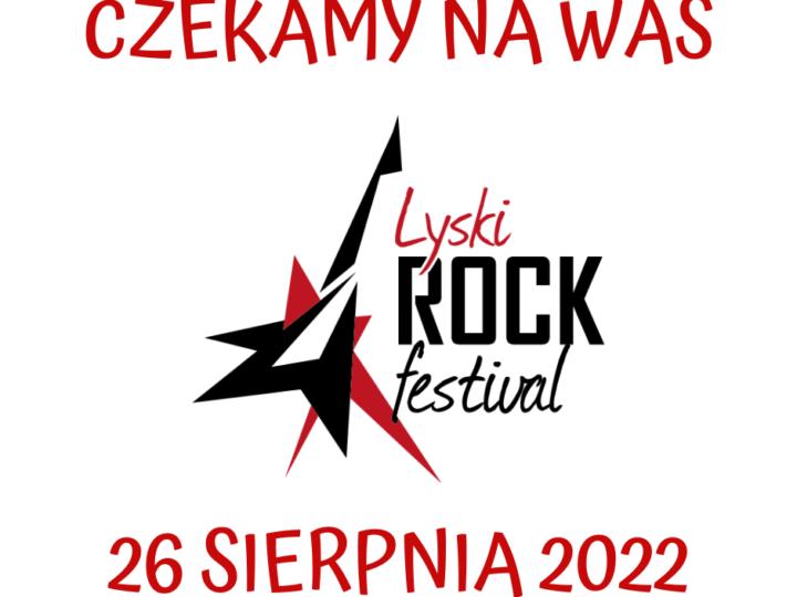 II Lyski Rock Festival – po raz kolejny przełożony!