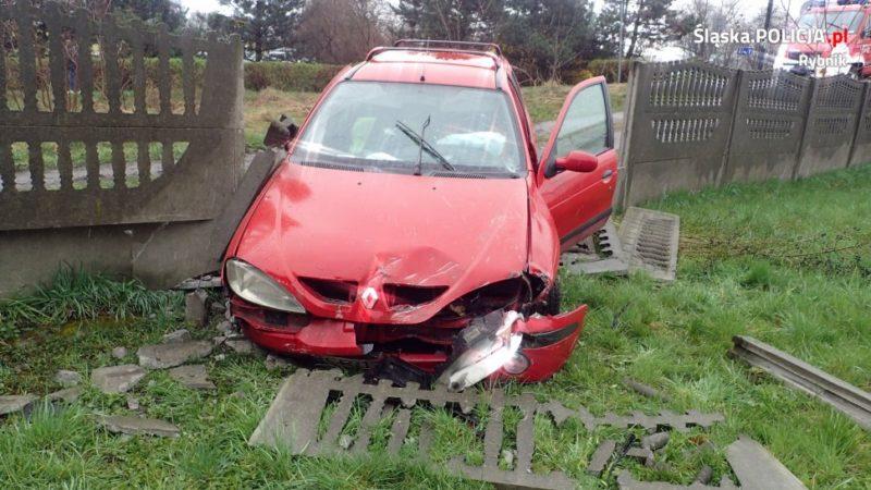 Groźny wypadek na ulicy Podmiejskiej