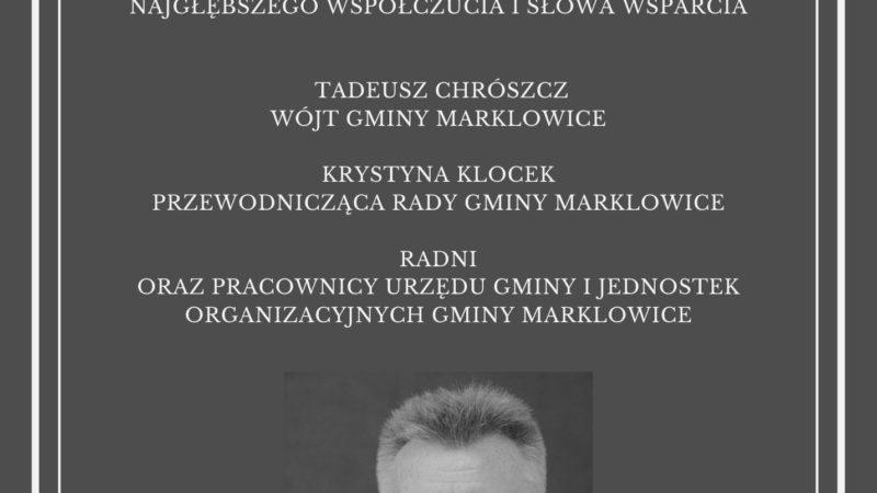 Radny Rybnika – Benedykt Kołodziejczyk nie żyje