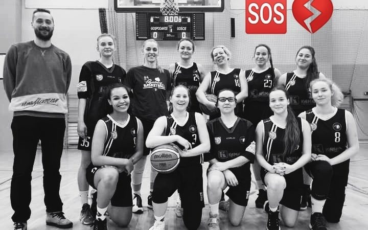 Żeński Klub koszykówki w Raciborzu prosi o wsparcie