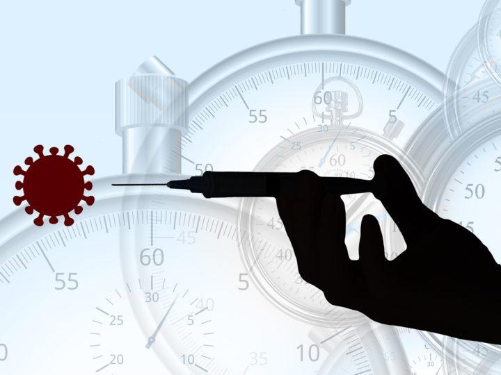 Przyspieszenie szczepień. Zmiany w harmonogramie