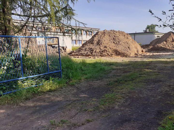 Przedszkole w Dębieńsku – wreszcie ruszyły prace