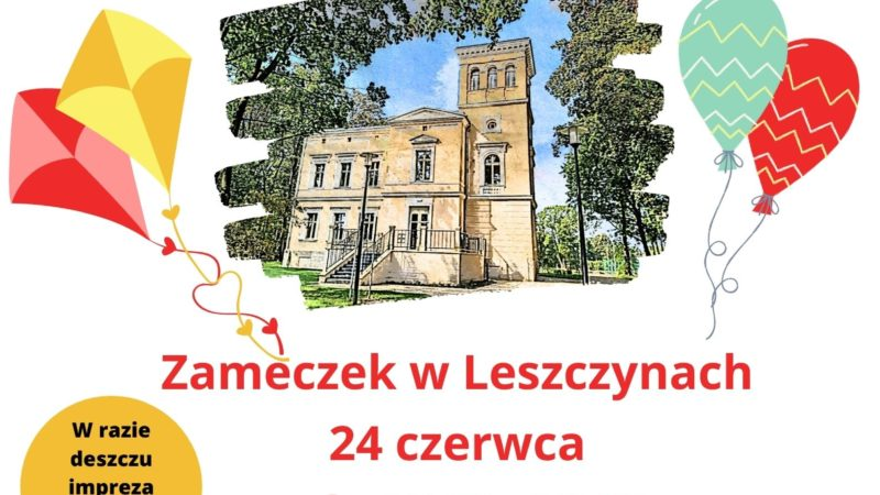 Powitanie lata w Czerwionce-Leszczynach dla dzieci