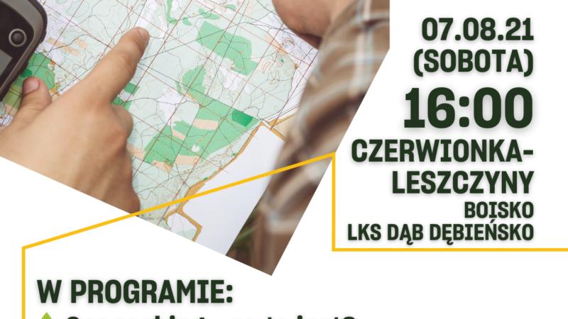 Geocaching – poszukajmy skarbów w Dębieńsku!