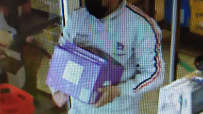Ukradł słodycze. Policja publikuje wizerunek