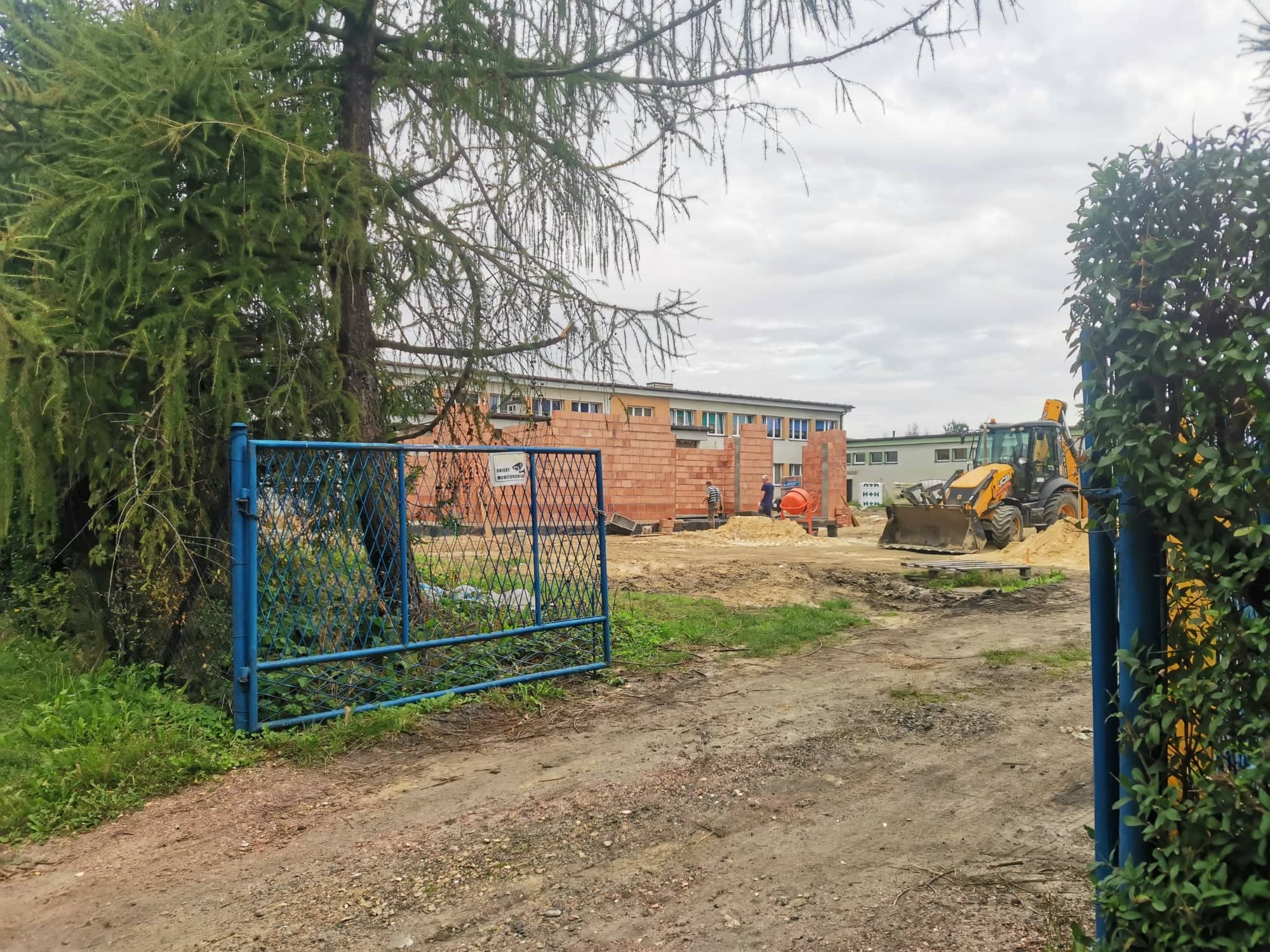 Czy budowa przedszkola w Dębieńsku Wielkim zostanie ukończona na czas?