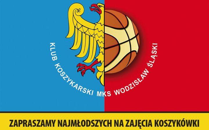 Zaproszenie na treningi koszykówki chłopców-nabór uzupełniający